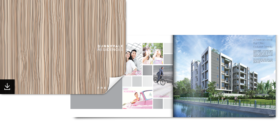 Sunnyvale Residences :: Roxy-Pacific Holdings Limited